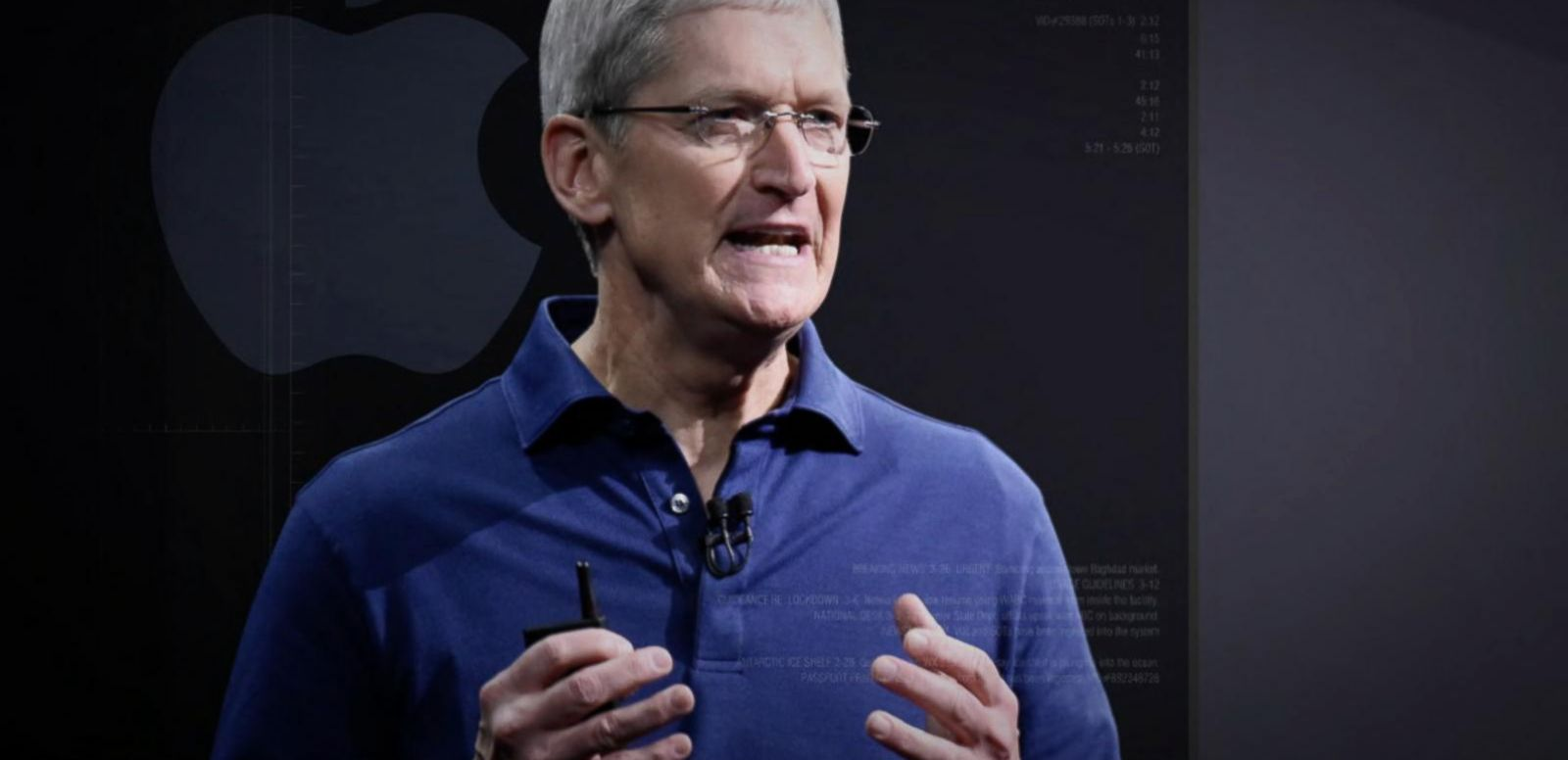VIDEO: Apple CEO Tim Cook Stands Firm Against the FBI