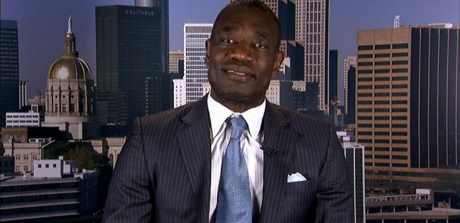 VIDEO: Dikembe Mutombo Describes Scene at Brussels Airport After Bombings