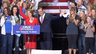 VIDEO: WN 04/27/16: Ted Cruz Picks Carly Fiorina as Running Mate