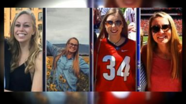 VIDEO: Four Sorority Sisters Killed in a Head-on Collision in Georgia