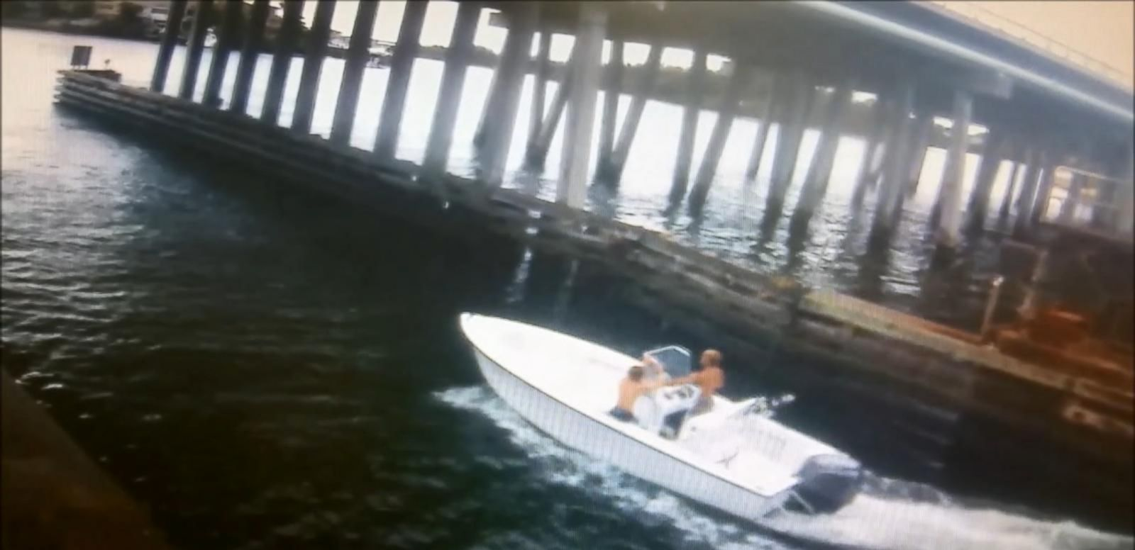 VIDEO: Surveillance Cameras Show Teens the Day They Disappeared at Sea