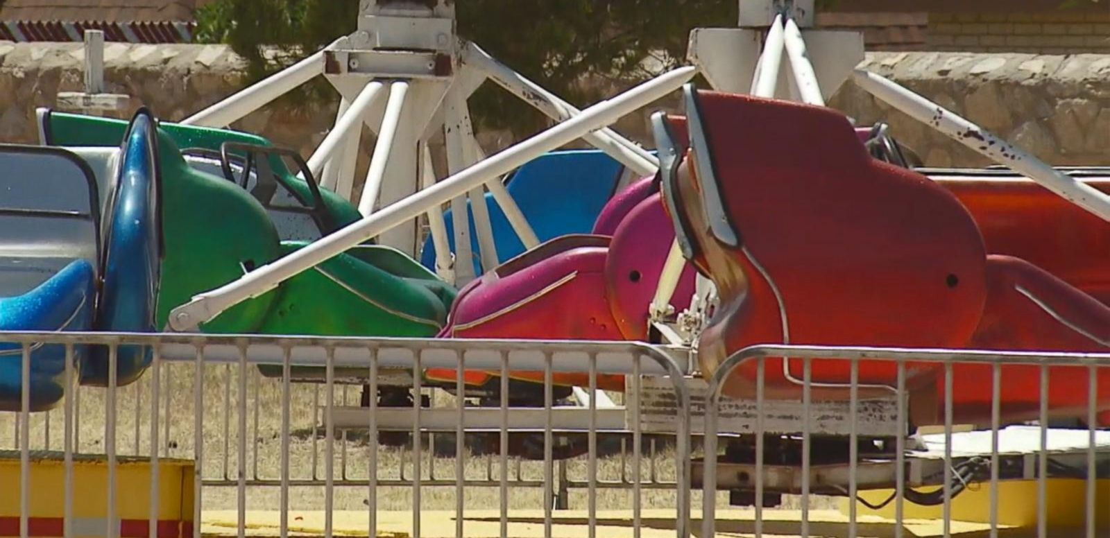 VIDEO: Carnival Accident Kills 1 Teen, Injures Another