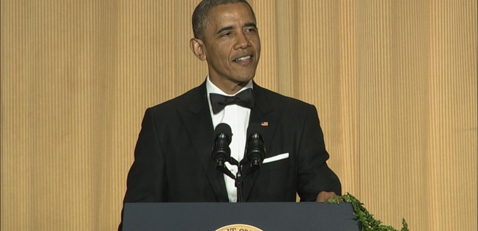 VIDEO: Obama's Final White House Correspondents' Dinner