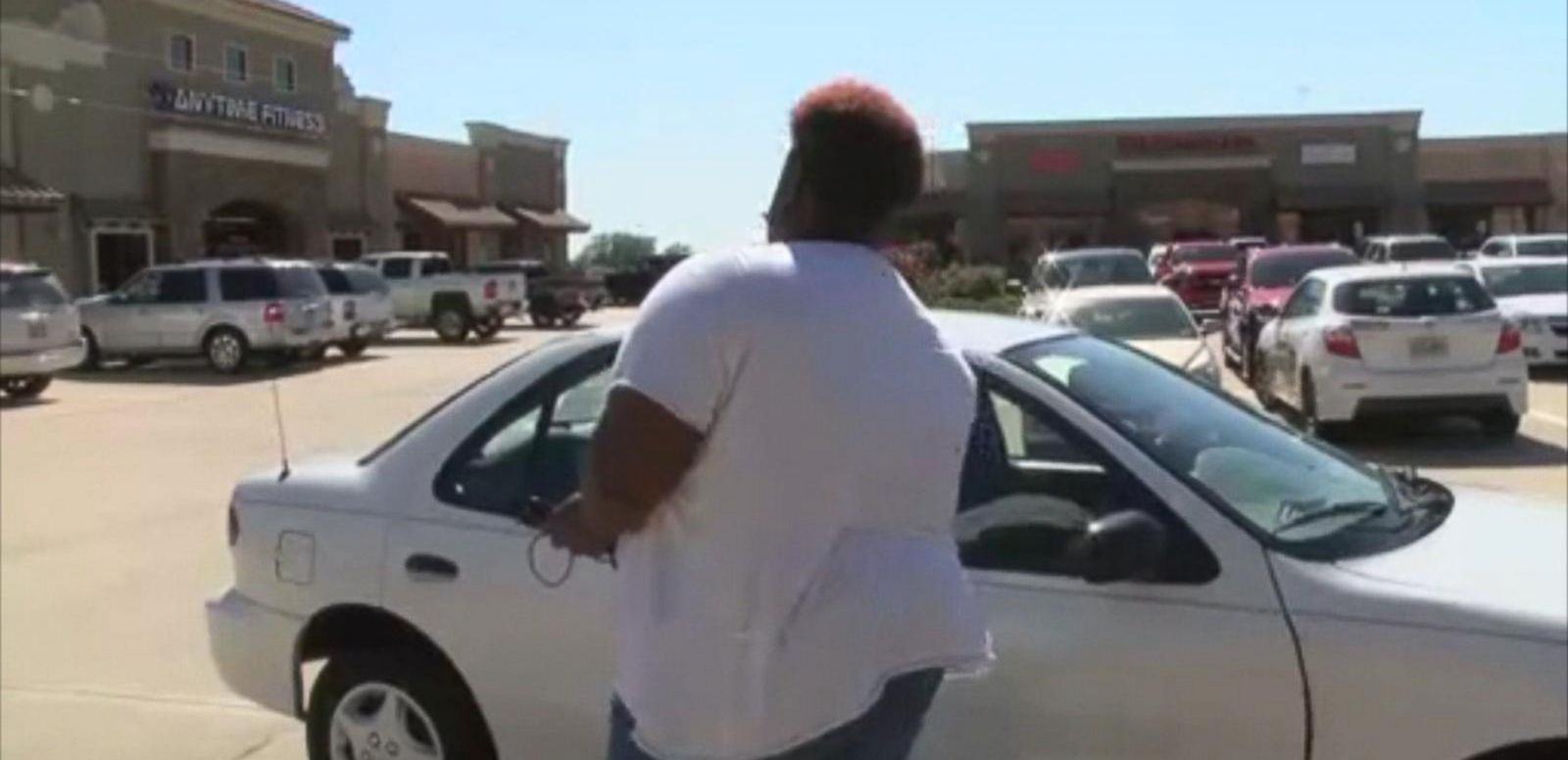 VIDEO: Daycare Worker Gets a Car From Her Community