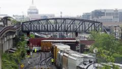 VIDEO: WN 05/01/16: Toxic Chemicals Spilled After a Train Crashes Outside the Nations Capital