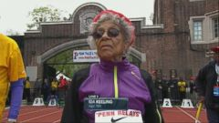 VIDEO: 100-Year-Old World Record Holder Shares Her Running Secrets