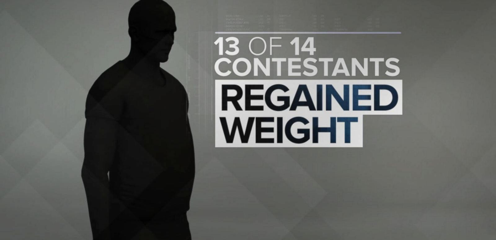 VIDEO: The Science Behind Staying Slim