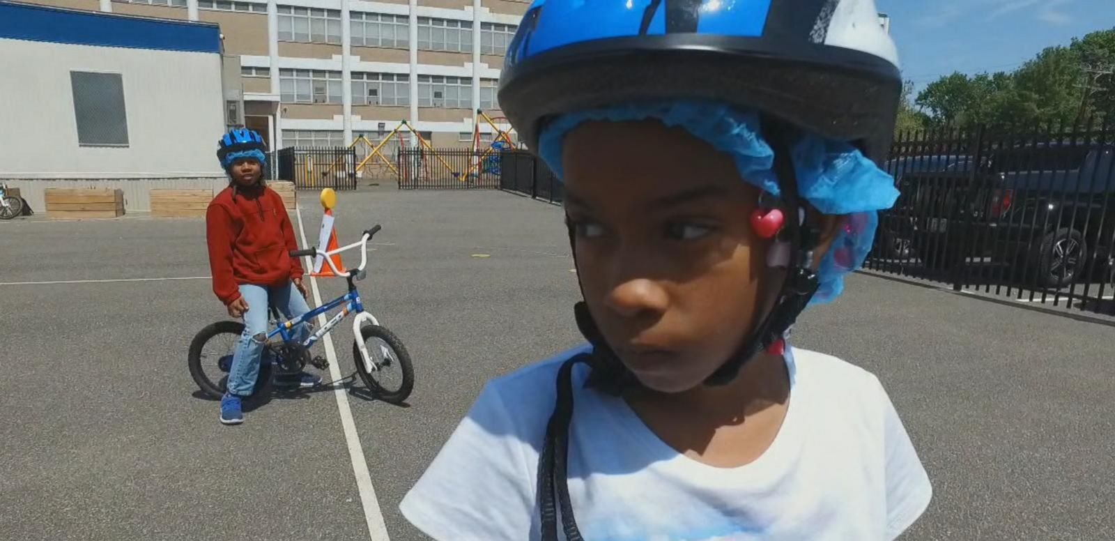 VIDEO: First of Its Kind Program Teaches Kids to Ride a Bike