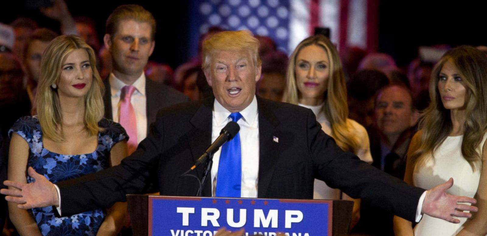 VIDEO: Donald Trump Is the Last GOP Candidate Standing
