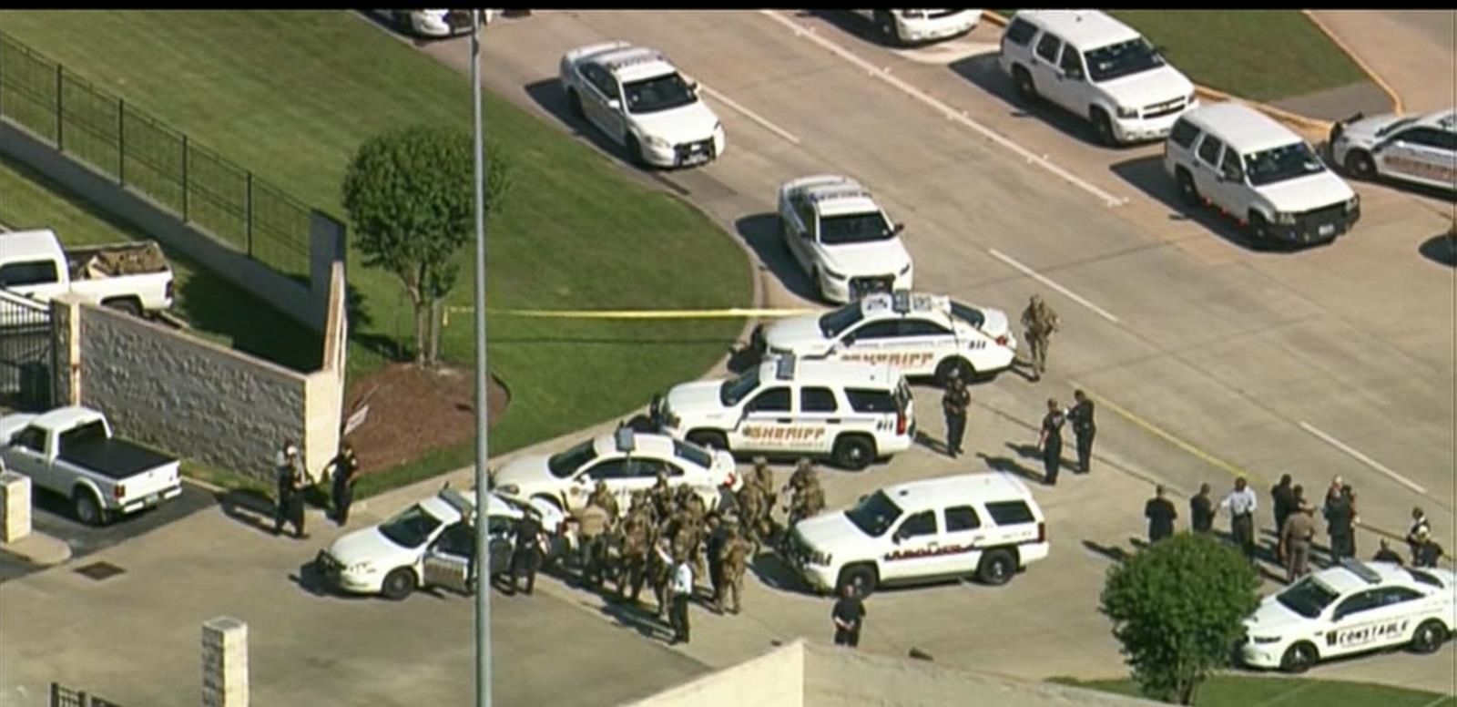 VIDEO: Deadly Workplace Shooting in Texas