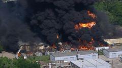VIDEO: World News 05/05/16: Gun Warehouse Explodes in Houston