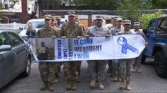 VIDEO: David Muir Reports: US Army Salutes Teen Who Fought Stage 4 Cancer