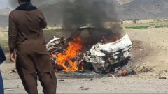 VIDEO: World News 05/22/16: Taliban Leader Killed in US Airstrike