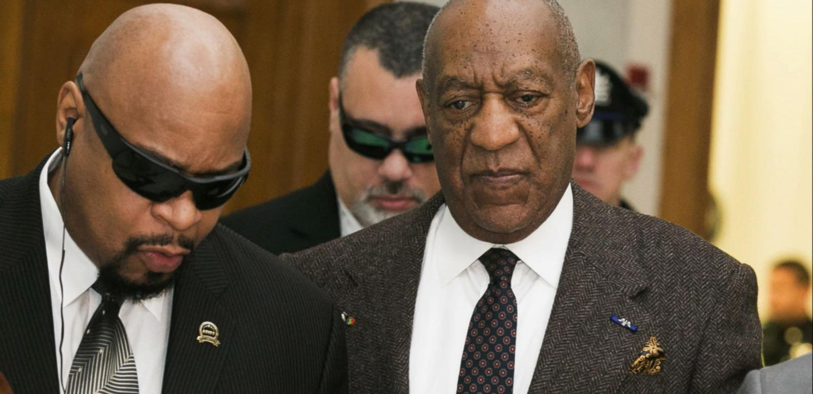 VIDEO: Bill Cosby Ordered to Stand Trial on Charges of Sexual Assault