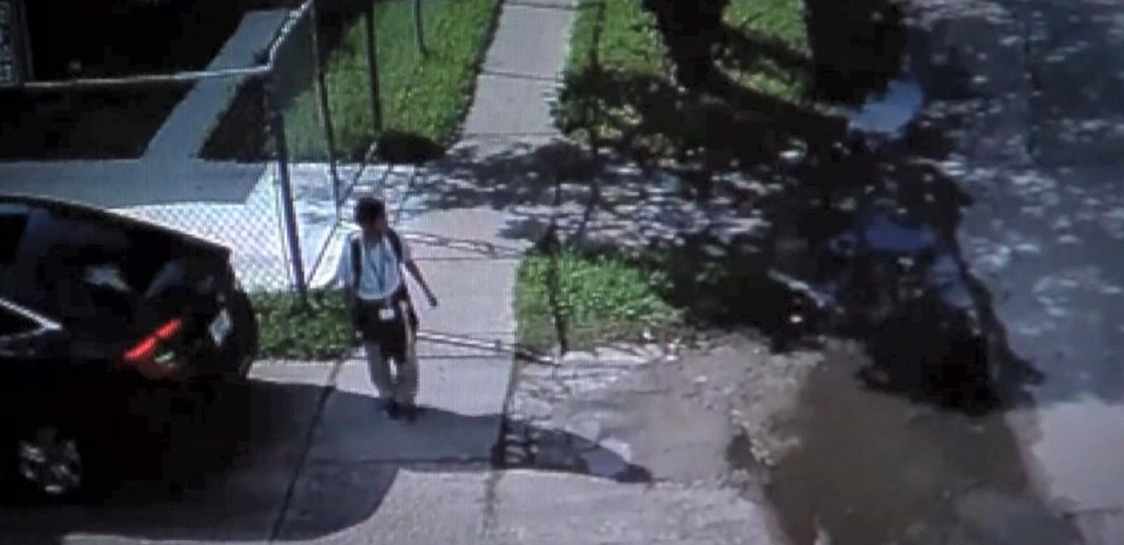VIDEO: Houston Police Turns to Citizens to Help Find Murderer Who Stabbed 11-Year-Old