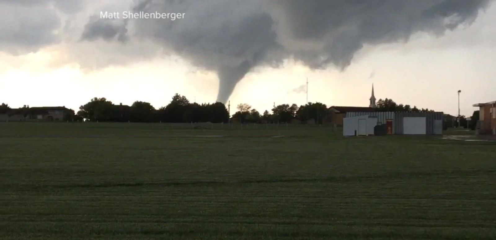 VIDEO: Three Dozen Tornadoes Reported in Six States in Just One Week