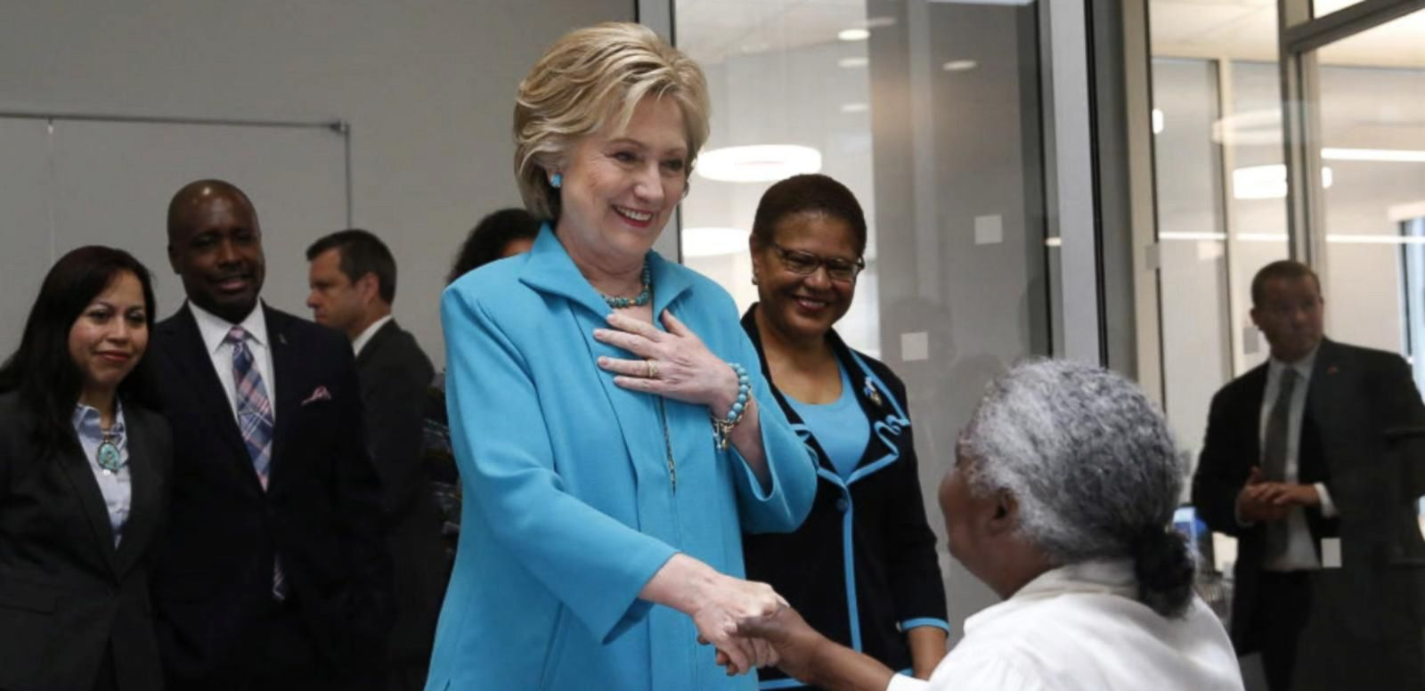 VIDEO: Clinton and Trump Exchange Increasingly Personal Blows as Race to White House Heats Up