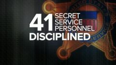 VIDEO: Secret Service Agents May Be Facing Suspension