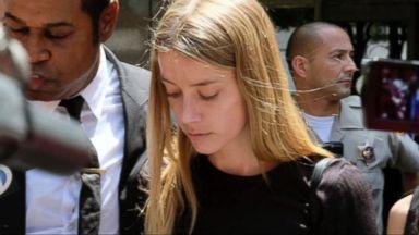 VIDEO: Index: Amber Heard Receives Restraining Order Against Johnny Depp