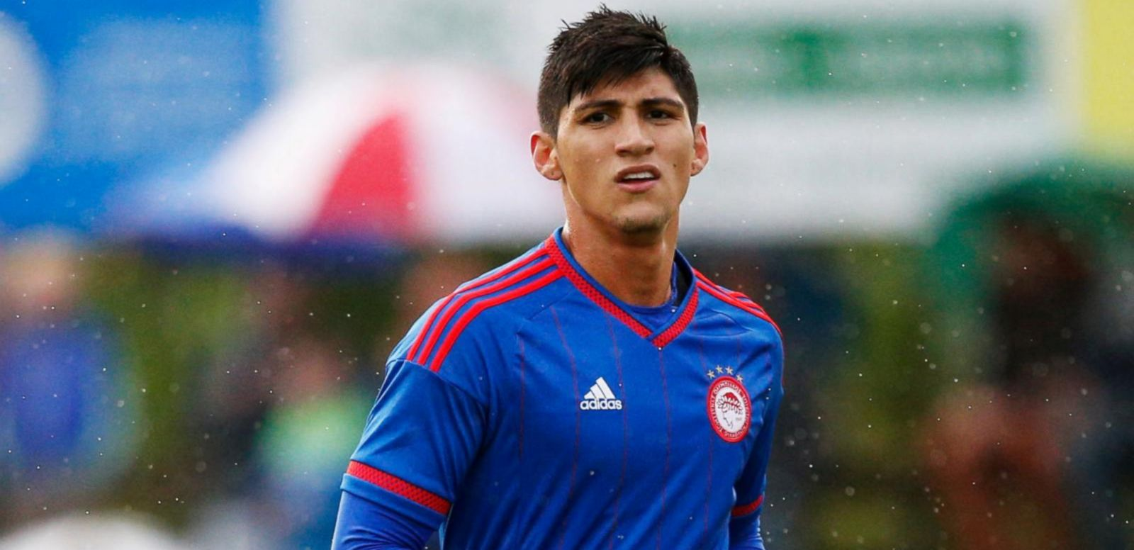 VIDEO: Index: Soccer Star Alan Pulido, 25, Kidnapped In Mexico
