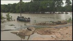 VIDEO: Deadly Weather Moves in While Millions Are traveling