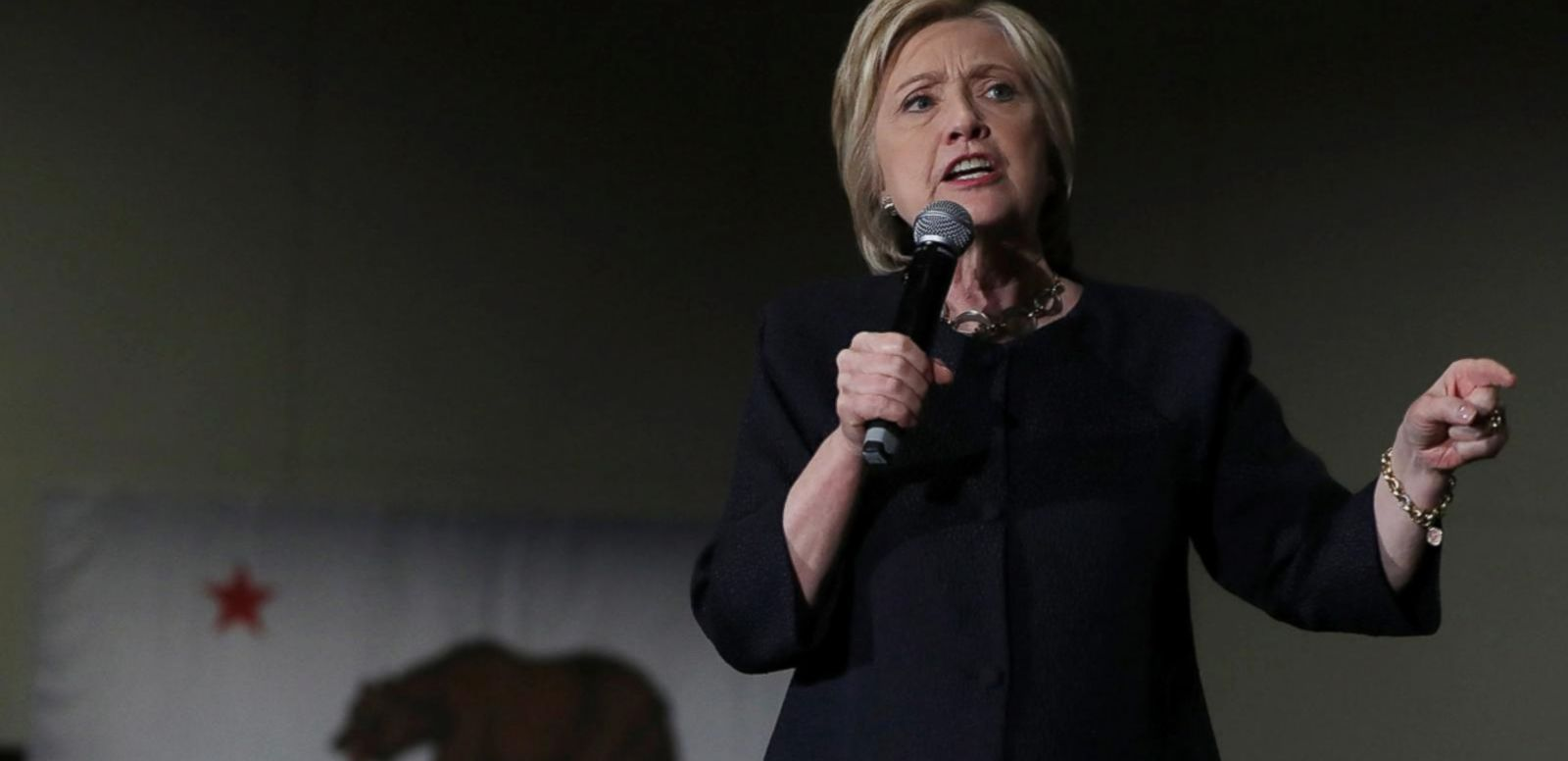 VIDEO: Hillary Clinton Chimes In on the Trump Tirade