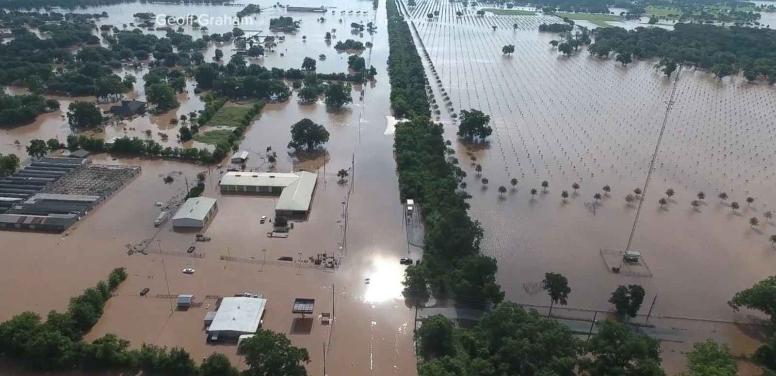 VIDEO: Record Rain and Devastating Flooding Tear Through the Southwest