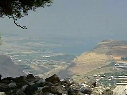 VIDEO: Walking The Jesus Trail