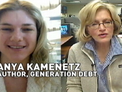 VIDEO: Diane Sawyer and Anya Kamenetz chat about what credit card laws have changed