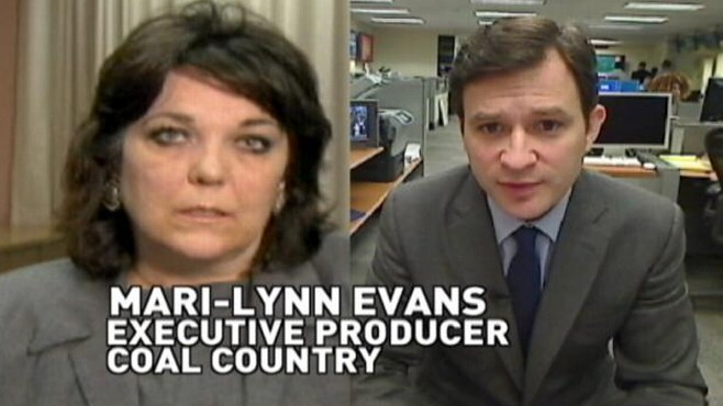 VIDEO: Dan Harris talks with a filmmaker about the lives of coal miners