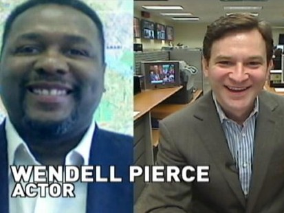 VIDEO: Dan Harris and actor Wendell Pierce discuss his new HBO show set in New Orleans