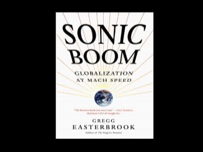VIDEO: Diane Sawyer and author Gregg Easterbrook discuss the benefits of globalization