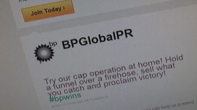 VIDEO: ABCs Dan Harris talks with the man behind BPGlobalPR.
