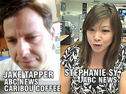 The Conversation: Lobbyists Take a Coffee Break
