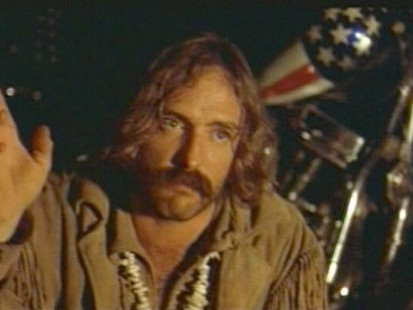 Remembering an Easy Rider