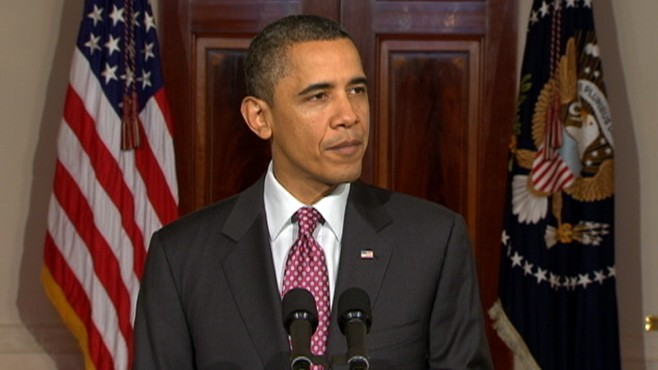 "VIDEO: President Obama on transition of power: ""This is the way real democracy works."""