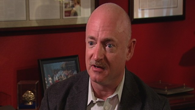 VIDEO: Mark Kelly:Gabbys Resignation a Difficult Thing