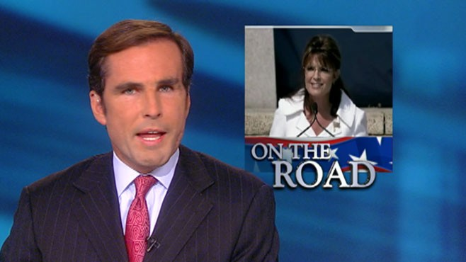 VIDEO: Sarah Palin is everywhere, with a reality show new book and daughter on DWTS.
