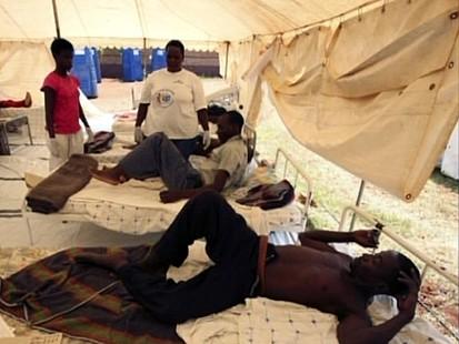 Disease in Zimbabwe