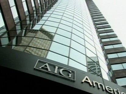 VIDEO: AIG Burns Through Bailout Money