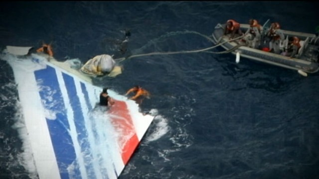 VIDEO: New data show how plane with 228 passengers went down in Atlantic.