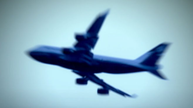 VIDEO: A false alarm on a commercial airplane caused panic at 30,000 feet.