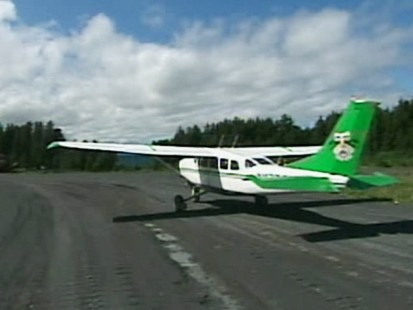 VIDEO: Alaskas airport to nowhere