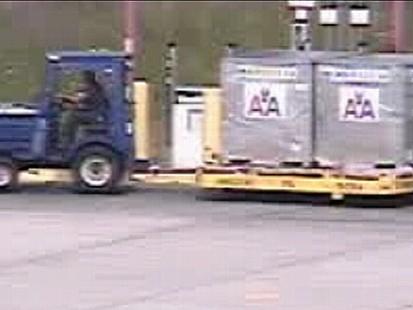VIDEO: Hidden Video Catches Airport Crime