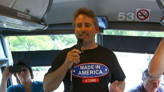 "VIDEO: ""Made in America"" series spotlights store in Elma, New York."