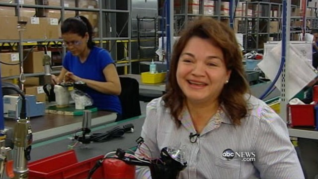 VIDEO: Up to 3 million jobs once outsourced to China forecast to return to the U.S.