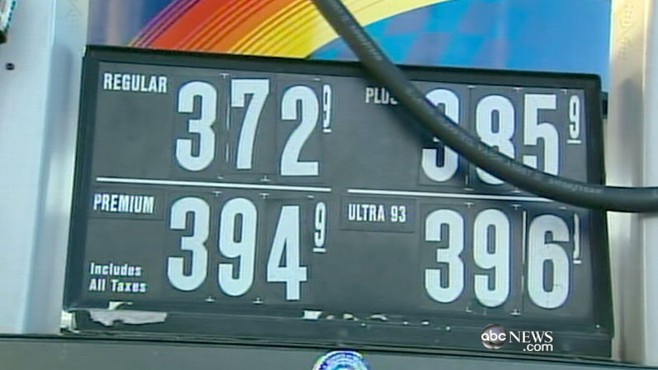 VIDEO: Pump prices keep rising, threatening economic recovery.