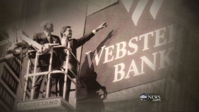 VIDEO: Small bank inspired by famous film gives back to struggling Americans.