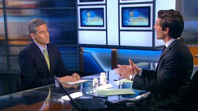 VIDEO: Dr. Richard Besser has the latest on new cholesterol study.