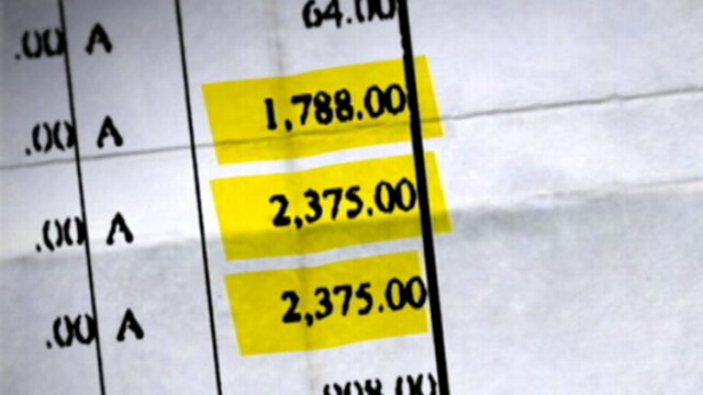 VIDEO: Ron Claiborne reports on the high cost added to patients bills.